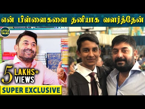 EXCLUSIVE | One Crush, Many Love Affairs : Arvind Swami | LittleTalks