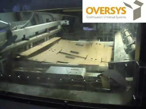 U03500312 OVERSYS BOBST SPO 1600 with Print Unit