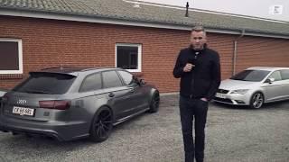 Nillers nye RS6 med Milltek og 760 HK!