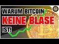 Warum Bitcoin KEINE BLASE ist! + Aktuelle Crypto News