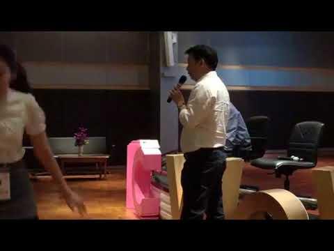 ดร  วรภัทร์ ภู่เจริญ  - JUMC WOW รุ่นที่ 6 ( ตลก มันส์ ฮา)