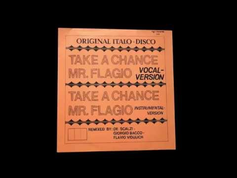 Mr. Flagio - Take A Chance  (Vocal Version)