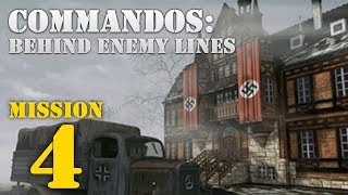 Commandos: Behind Enemy Lines -- Mission 4: Restore Pride