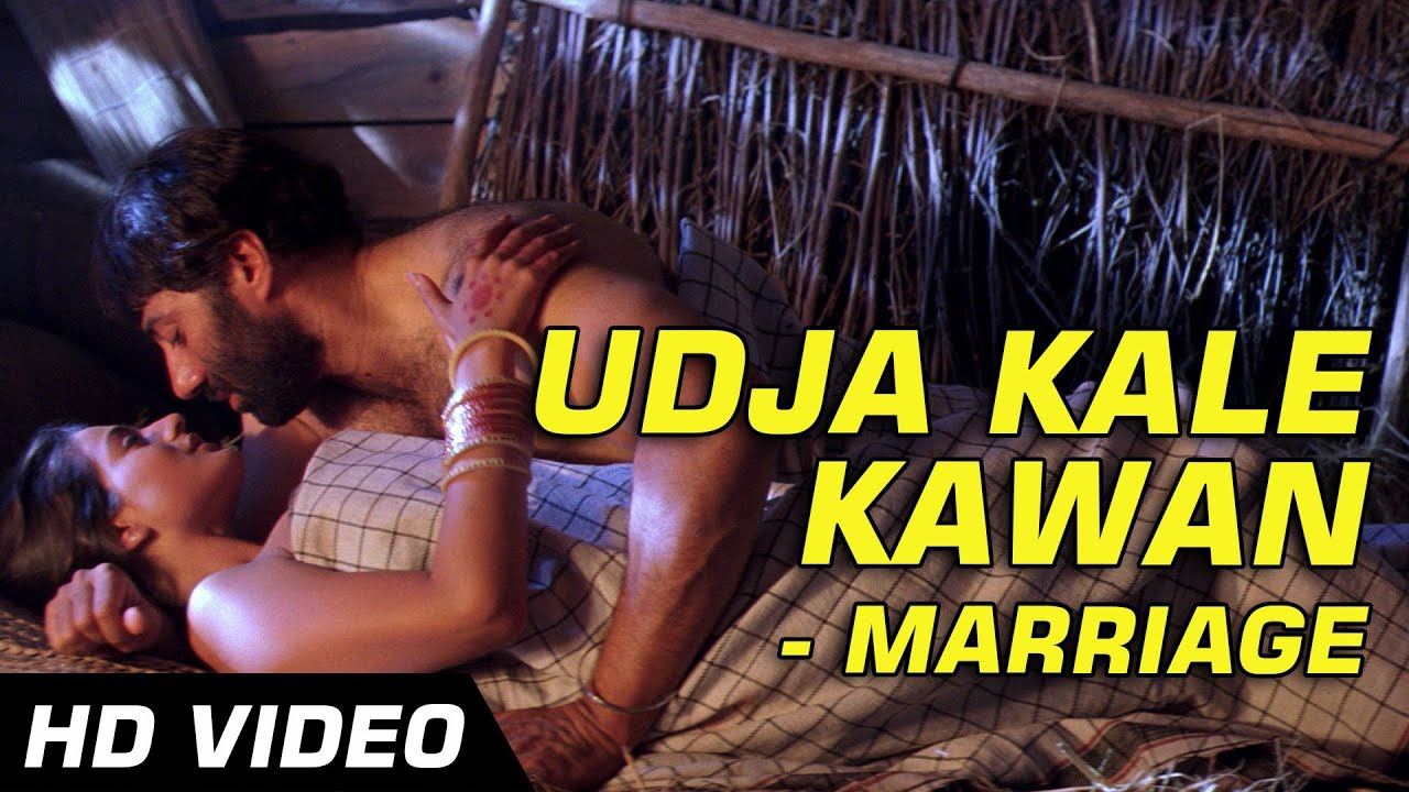 Gadar - Udd Ja Kaale Kanwan (Marriage) - Full Song Video | Sunny Deol - Ameesha Patel - HD #1