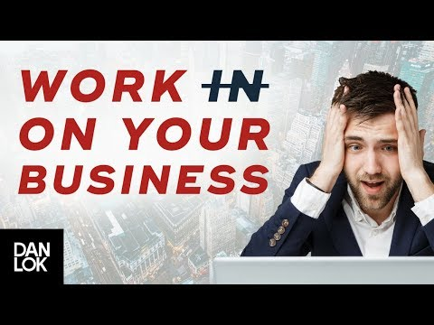 How To Actually Work On Your Business Not In Your Business - Systemize Your Business Ep. 9