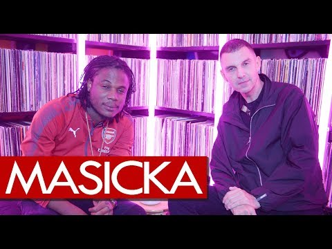 Masicka on Aidonia, Vybz Kartel, Genahsyde, 90s Dancehall - Westwood