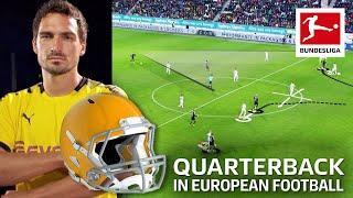 Mats Hummels Borussia Dortmund s Quarterback