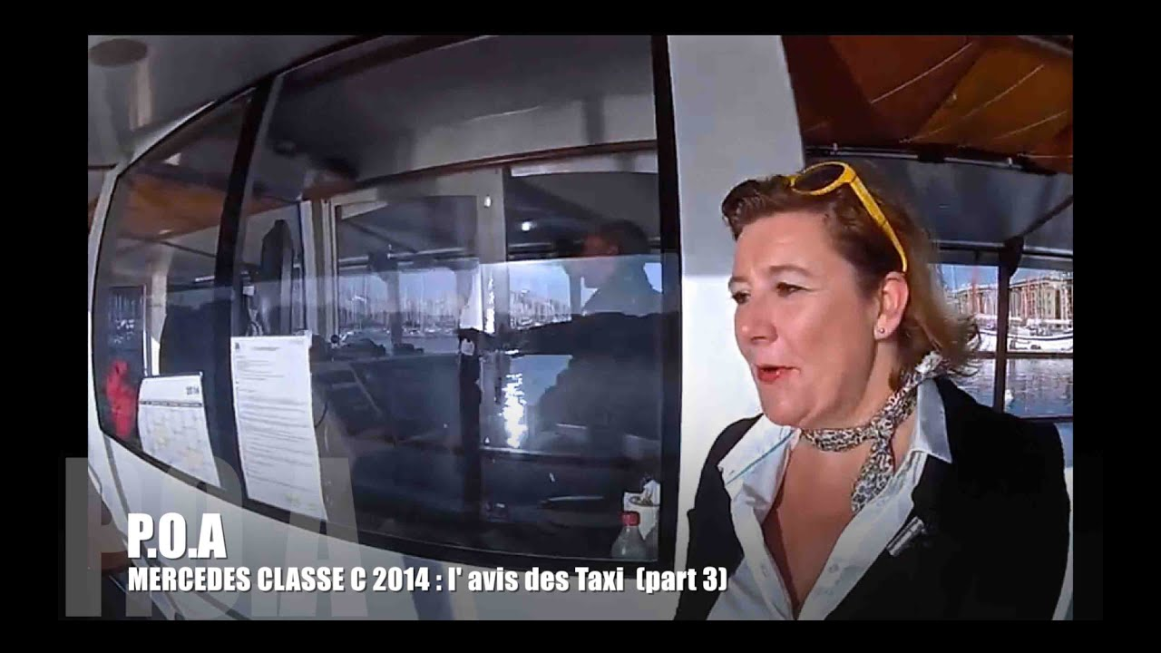 nouvelle mercedes classe c l 39 avis des taxis youtube. Black Bedroom Furniture Sets. Home Design Ideas