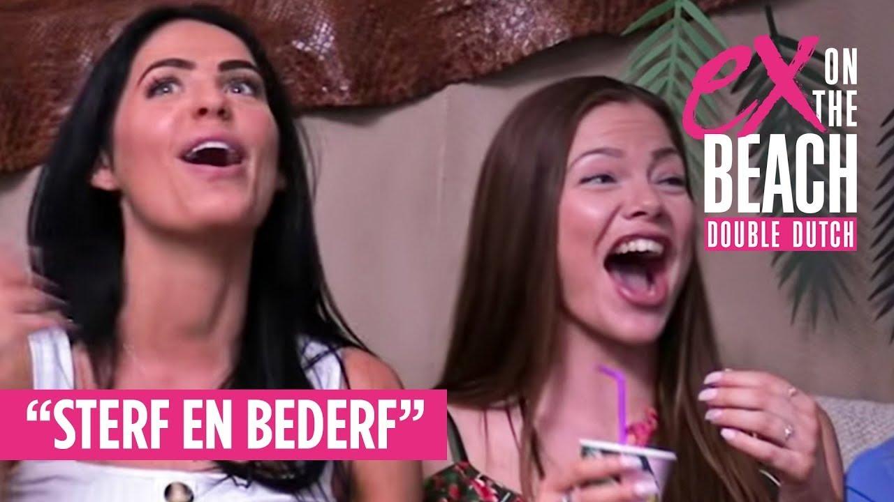 Zou ELODIE JORDEN doen?! | Ex on the Beach: Double Dutch - Meekijken met Elodie