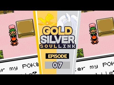 MONKEY ON THE CAR | Pokémon Gold & Silver Randomizer Soul Link - Episode 7