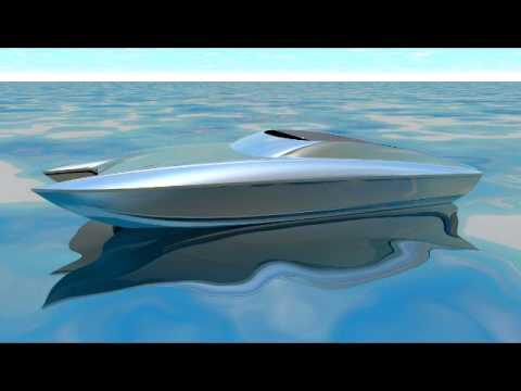 WildCat extreme powerboat