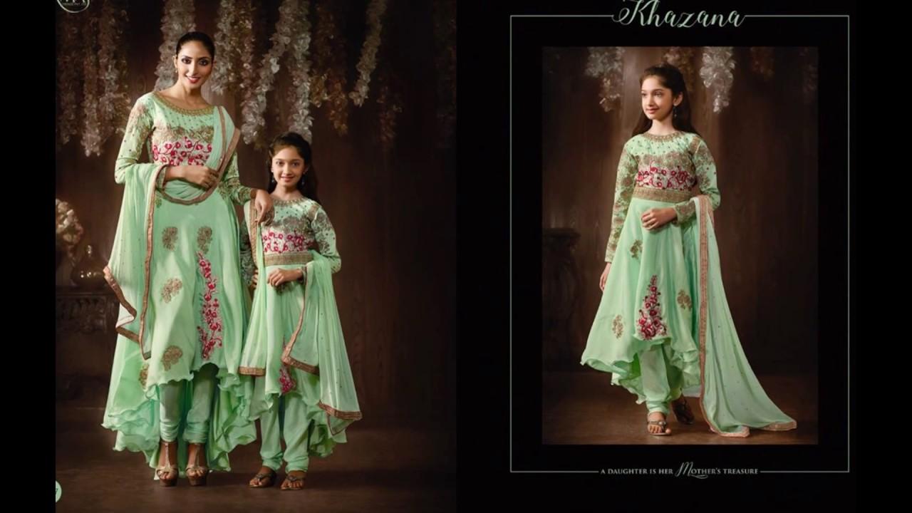 Begum Jaan | Designer Dresses | Karma Trends | Kids Wear