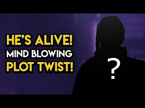 Destiny 2 - HES ALIVE! New Cutscene, Pulled Pork, Plot Twist, MORE!