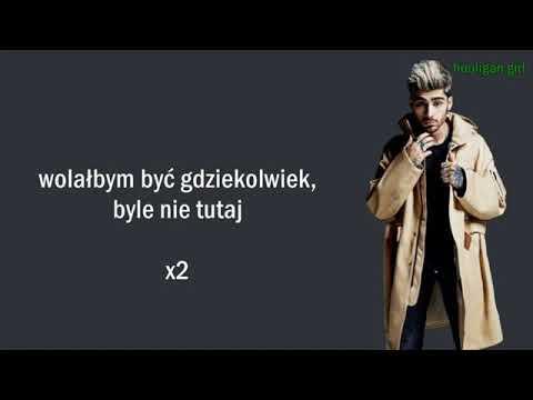 Zayn - GOOD YEARS [Tłumaczenie PL]