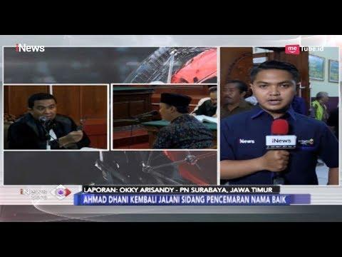 Sidang Ahmad Dhani Kembali Digelar, 7 Saksi Dihadirkan, 3 Lainnya Mangkir - iNews Sore 26/02 Mp3