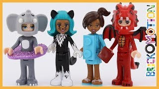 Animal Castle - LEGO Series 18 Blind Bags Dollify 2