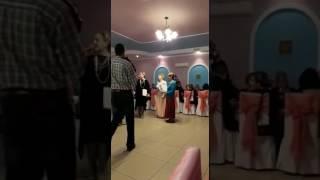 Свадьба Владислава и Виктории...04.02.2017.Кафе