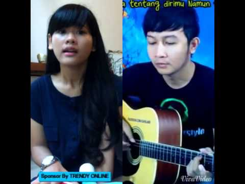 Gabby tinggal kenangan cover by Lia feat nathan fi
