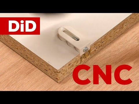 636. ATUT drilling machine: Lamello Cabineo - connectors for CNC only