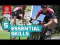 5 Essential Skills Every Cyclist Should Learn