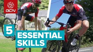 5 Essential Skills Every Cyclist Should Learn