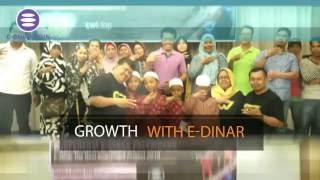 E-dinar Conference in palembang 2 October 2016