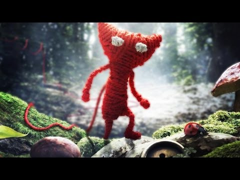 JACK'S WOOLLY ADVENTURE | Unravel #1