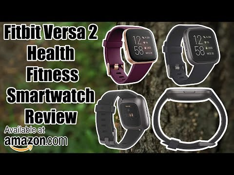 Best Buy Fitbit Versa 2 Fitness Tracker Fitbit Versa Smartwatch Review Fitbit Versa Review 2019