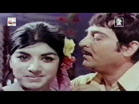 MUKH TERA CHANNA - NOOR JEHAN & MEHDI HASSAN - SIDHA RASTA - PAKISTANI FILM SONG