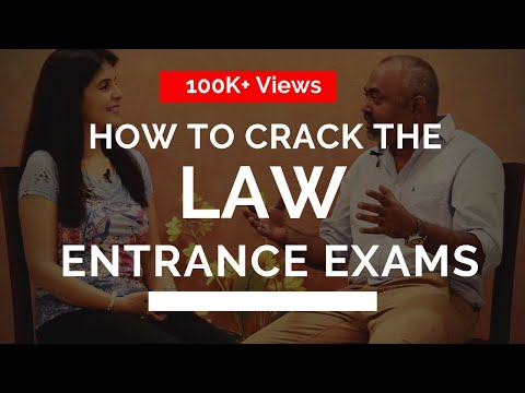 How to Crack the LLB/Law Entrance Exam & CLAT Exam (Part - 1 of 2) #ChetChat