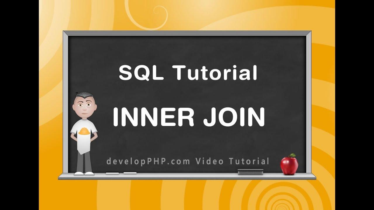 Sql inner join syntax tutorial php mysql database youtube sql inner join syntax tutorial php mysql database baditri Images