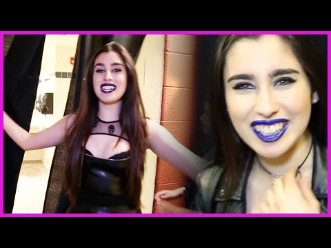 Fifth Harmony - Lauren's Pre-Show Routine - Fifth Harmony Takeover Ep. 7
