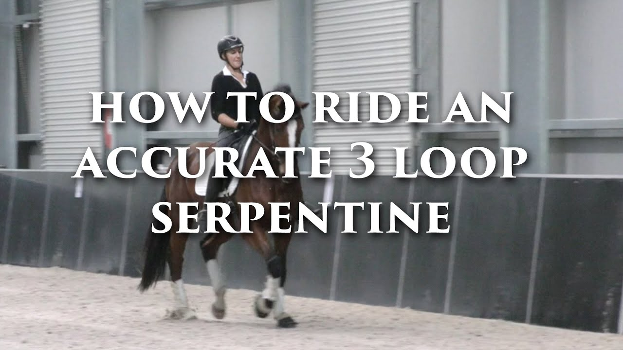 How Do I Ride An Accurate Serpentine
