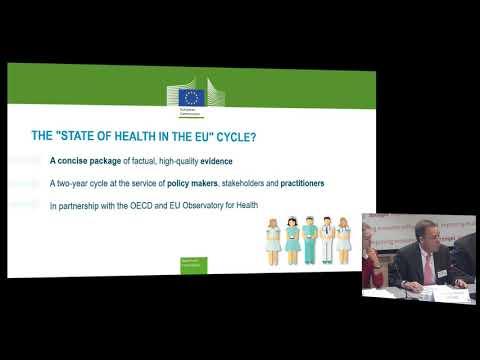 Health care and macro-economics in Europe