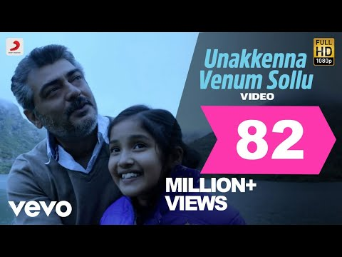 Mix - Yennai Arindhaal - Unakkenna Venum Sollu Video | Ajith| Harris Jayaraj