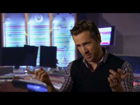 "Ryan Reynolds' Official ""Turbo"" Interview - Celebs.com"