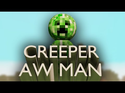 Creeper, Aw Man