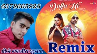 (REMIX) Daffa Ho (DJ RANJEET SPK)     Inderbir Sidhu   Latest PunjabiTIKTOK LOVE Songs 6378665928
