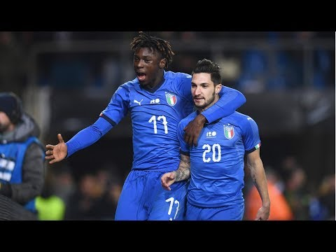 Highlights: Italia-USA 1-0 (20 novembre 2018)