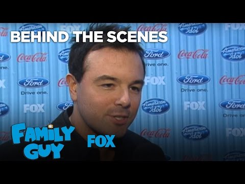 Seth MacFarlane's Star Trek Interview! | Season 7 | FAMILY GUY