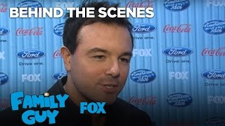 FAMILY GUY | Seth MacFarlane's Star Trek Interview! | FOX BROADCASTING