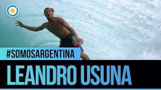 Leandro Usuna en #SomosArgentina