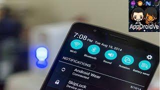 Mi teléfono no agarra wifi Solución |  Android |  2018