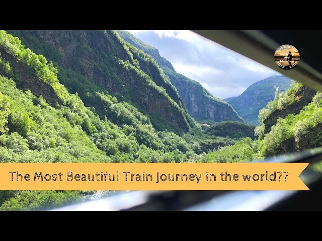 Flam Railway Norway- The Most Beautiful Train Journey in the World? Flam Railway tickets to Myrdal