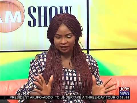 Rescue Mission? - AM Showbiz on JoyNews (18-5-18)