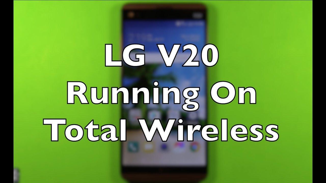 Total Wireless APN settings for LG V20 - APN Settings USA