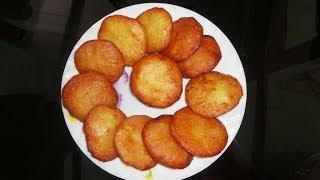How to Cook Easy Kobbari Burelu (  ఆంధ్ర కొబ్బరి బూరెలు) .:: by Attamma TV .::