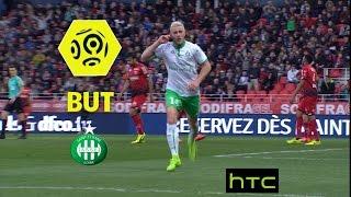 But Jordan VERETOUT (77') / Dijon FCO - AS Saint-Etienne (0-1) -  / 2016-17