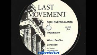 Watch Sad Lovers  Giants Landslide video