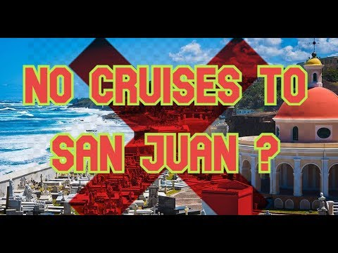 Royal Caribbean To Stop Cruising To San Juan
